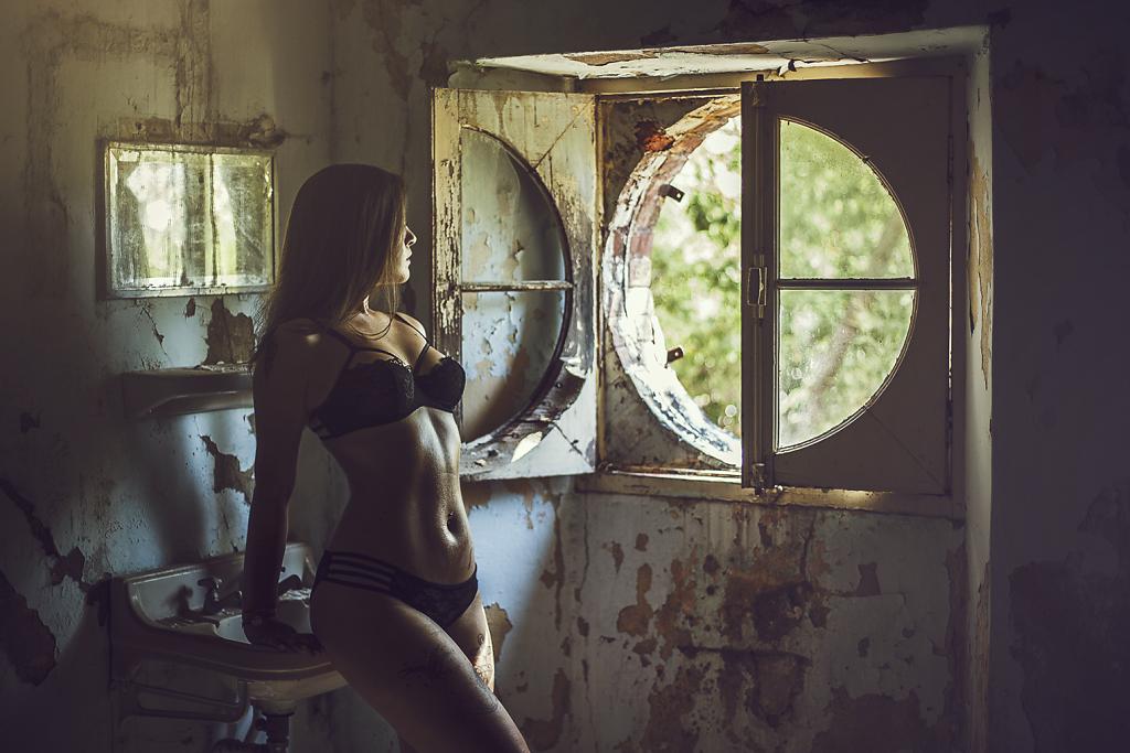 urban melancholia photography