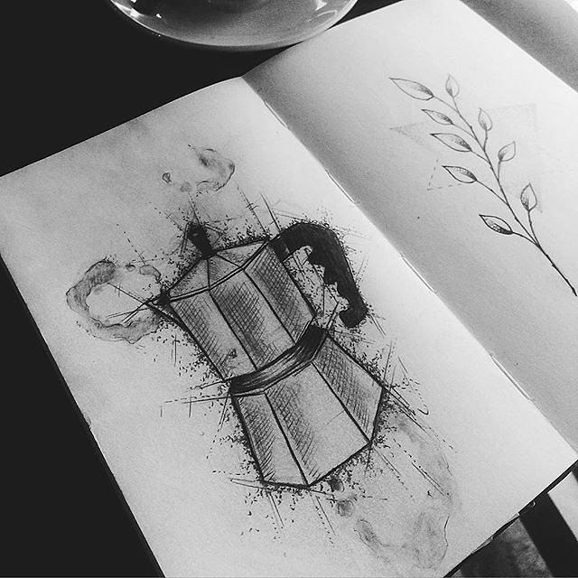 Dédicace à tous les amoureux du café